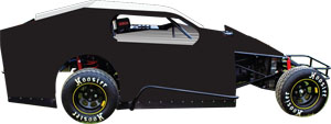 Custom Dirt Modified Graphics