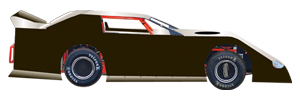 Custom Super Stock Graphics