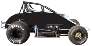 Sprint Car Race Car