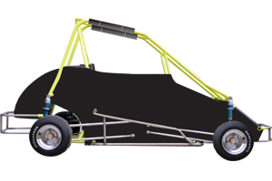 Quarter Midget Race Car