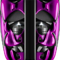 Custom SX9 Jet Pink Graphics