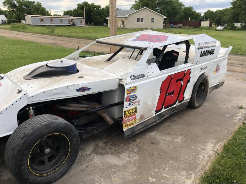 IMCA Northern Sport Modified Lettering from Joshua T, NE