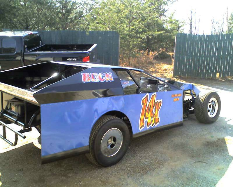 Dirt Modified Flaming Numbers