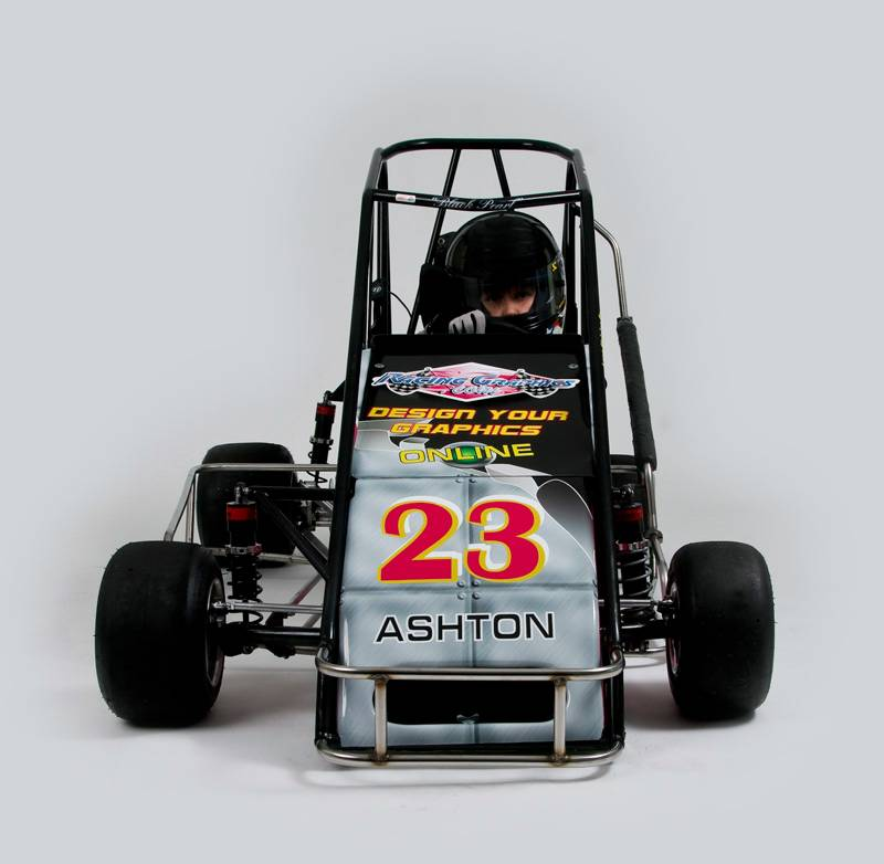 Ashton Thompson Quarter Midget Racinggraphics Com