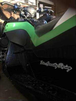 2011 Arctic Cat Z1 Turbo EXT Snowmobile Lettering from Trevor A, WI
