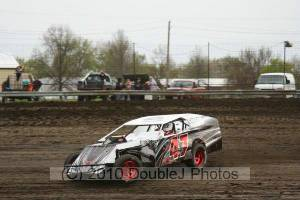 Action Shot Dirt Modified