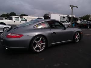 2006 Porsche 911 Carrera S  Sports Car Lettering from David C, VA