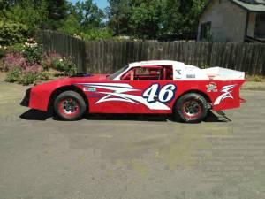 Dirt Late Model 46 and Side Accent