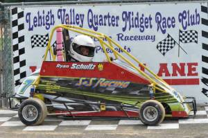 Quarter Midget S & S Racing