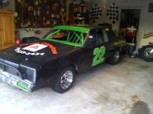 Randy Lee's Stock Car