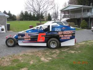 Carl Murdicks Big Block Dirt Modified