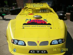 Late Model Hood Graphics