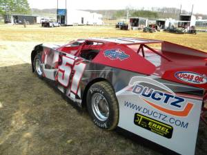 Jim Price P51 Dirt Modified