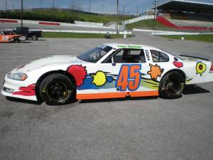 Late Model Graphics package