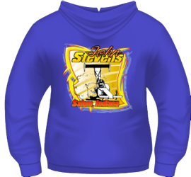 Racing Pullover Hoodies